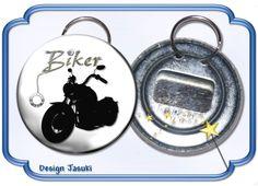 Flaschenöffner Motorrad, Geburtstag Vatertag von Jasuki auf DaWanda.com