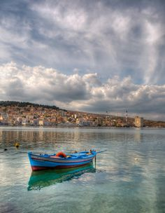 Lesvos   Mytilene, Greece.  Top place that I want to visit.