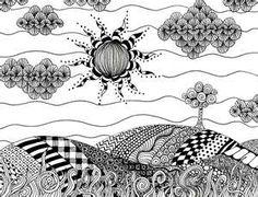 A tangled landscape