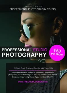 Photography Flyer | Photography flyer, Print templates and Photography