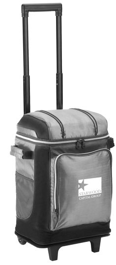 AC6260 Coleman 42-Can Soft-Sided Wheeled Cooler