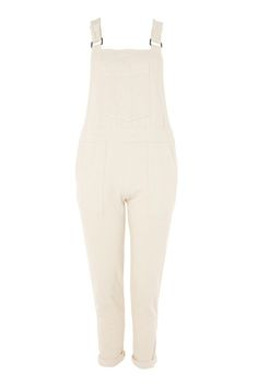 Slouch Utility Dungarees - Topshop