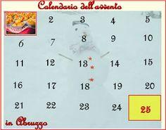 Queste pagine: Calendario dell'avvento - Martedì, 1 dicembre 2015...