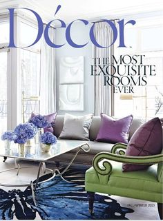Lovelovelove colors-walls, drapes, accessories...everything!