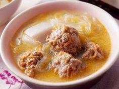 ウー ウェンさんの[小だんごのスープ煮]レシピ|使える料理レシピ集 みんなのきょうの料理