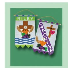 First Communion banner ideas