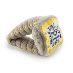 Pawtier Watch Plush ToyPawtier Watch Plush Toy - New from Haute Diggity Dog! Now your dog will always know what time it is. Your customers will love getting one of these plush, cute, and fun squeaker toys for their dog. They will love how stylish and unique it is. Treat a special doggie today!Pawtier Watch available i Dog Lover Gifts, Dog Gifts, Dog Lovers, Fancy Watches, Cute Plush, Dog Supplies, Dog Design, Doge, Dog Mom