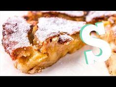 Toffee Apple Cookie Pie - 100th FridgeCam!!! - YouTube