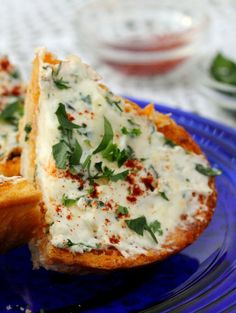 Cream Cheese Garlic Bread | Coupon Clipping Cook