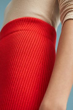 Slide View: 2: Mara Hoffman Nellie Knit Pants