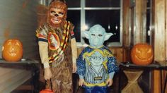 In 1977, no costumes were more coveted than those inspired by Star Wars. Ben Cooper Inc. was one of ... - Via Rebloggy.com