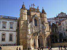 Monastero Santa Cruz, Coimbra - Portugal Churches and Cathedrals Of The World - Page 81 - SkyscraperCity