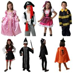 We have some faBOOulous deals on #Halloween costumes for your kiddos! Perfect for the upcoming holiday and even better for dress up year round.
