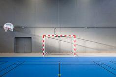 © 11h45 / Gymnase Jean Moulin Bezons (95) - A19 Architecture