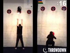 Who doesn't love wall balls? See Trish and Graeme's throwdown!