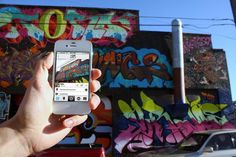 1AM Mobile App: A Virtual Gallery for Street Art Enthusiasts | 7x7