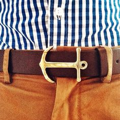 Vineyard Vines Anchor Belt