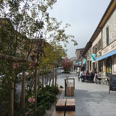 Traversée de village – Cruseilles (74) | Ilex Paysages & Urbanisme