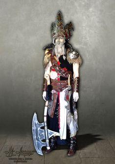 Traje de estilo guerrero en alquiler Samurai, Art, Suit, African, Warriors, Style, Art Background, Kunst, Performing Arts