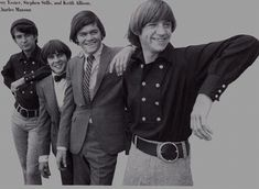 The Monkees, people say we monkey around...