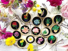 Erstwilder Full Bloom brooch range now available at my website