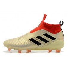 Adidas ACE - Beste Adidas ACE 17 Purecontrol FG Dragon Goud Rood  Voetbalschoenen 9349f01b737