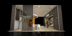Maru Systems/// Nova Exhibiton Stand Concept