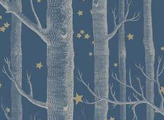 Papier peint effet bois, revêtements muraux - Etoffe.com