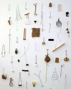 """alex-quisite: """" Abby Sherrill, Spoon Collection masturbate your eyes! Contemporary Jewellery, Contemporary Art, Tableaux D'inspiration, Instalation Art, A Well Traveled Woman, Spoon Collection, Collections Of Objects, Wire Art, Jewellery Display"""