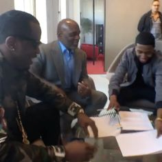P Diddy signs his son Christian Combs to Bad Boy Records Sean Diddy Combs, Sean Combs, Bad Boy Records, Music Labels, Social Media Influencer, Bad Boys, Sons, Weight Loss, Christian