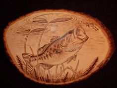 Image result for wood burning bass