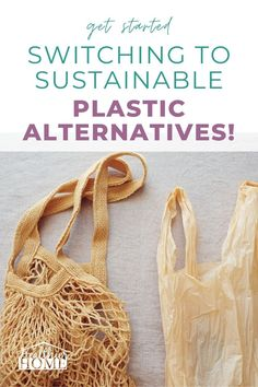 You can reduce the amount of plastic consumed in your home with these small changes. Less plastic use is better for the environment and easier than you may think. You and your kids can reduce plastic consumption with these easy to follow tips. You'll love the reduction in waste and need to recycle at your home! The easiest tips for living plastic free.#recyclingtips #reduceplastic #greenhome House Cleaning Tips, Cleaning Hacks, Hotel Toiletries, Plastic Alternatives, Eco Friendly Cleaning Products, Toy Rooms, Reduce Waste, Eco Friendly House, Small Changes