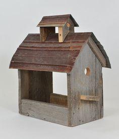 Cadeaux Tendance - Cabane à oiseaux Grosse Mangeoire