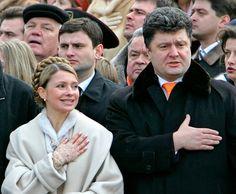 Новая прическа Юлии Тимошенко - Как менялся имидж ЮВТ за 20 лет в политике и бизнесе