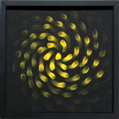 Finger painting - Judith Ann Braun