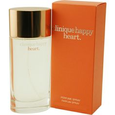 I'm learning all about Clinique Happy Heart Perfume Spray for Women at @Influenster!