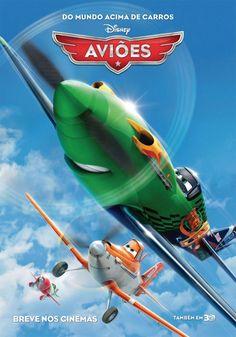 Filme Aviões estreia essa semana, confira o trailer