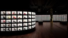 New United Nude flagship store in Covent Garden, London.                                          #shoes #shop #display