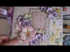 HeartFelt Creations Poppy FLower - YouTube