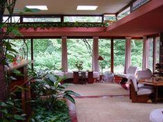 The Garden Room at Cedar Rock in Quasqueton, Iowa