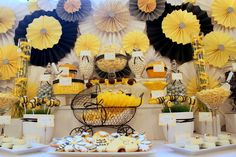 What Will It Bee? Baby Shower | Gender Reveal Party Ideas