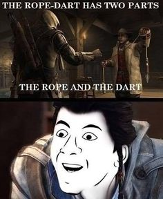 Assassin's Creed 3 // funny pictures - funny photos - funny images - funny pics - funny quotes - #lol #humor #funnypictures