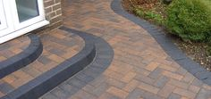 block paving step designs - Google Search
