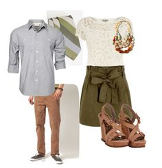 couple's outfits