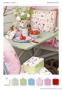 GreenGate Spring Summer 2009  on Torie Jayne
