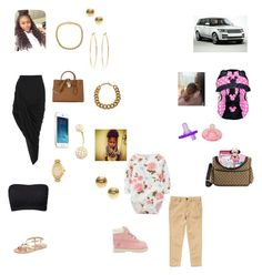 """""""Untitled #125"""" by meechiewifeyy on Polyvore featuring The First Years, Timberland, Chanel, Michael Kors, Helmut Lang, Lauren Conrad, Brooks Brothers, *Accessories Boutique and Ancient Greek Sandals"""