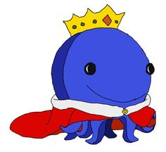 oswald the octopus is a t.v. show for little kids and it's really friendly to them because of how big and round his head is from what his legs look like. it's more welcoming for them than what other cartoons on on t.v.