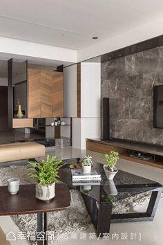 現代風格 標準格局 新成屋 拾葉建築/室內設計