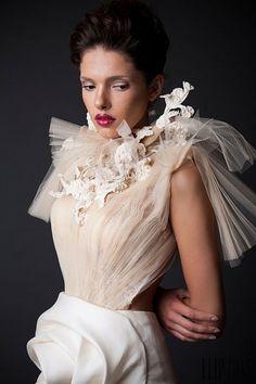 Krikor Jabotian Automne-hiver 2014-2015 - Haute couture
