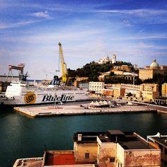 Porto di Ancona - Ancona's Port - @melsa86- #webstagram